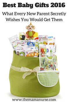An Ultimate List of Baby Gifts that New Parents Will Love You For