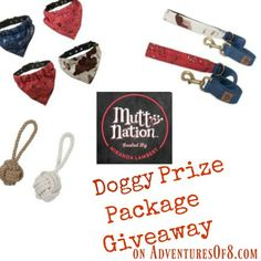 Win a prize package from MuttNation by Miranda Lambert {US}... sweepstakes IFTTT reddit giveaways freebies contests