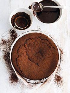 chocolate mud cake | donna hay