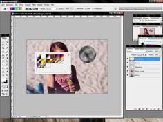 Photoshop Tutorial Seifenblasen erstellen (GERMAN/DEUTSCH)