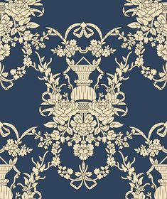 Floral Border, Floral Motif, Border Design, Pattern Design, Flower Png Images, Stencil Patterns, Album Design, Stencil Painting, Vintage Floral