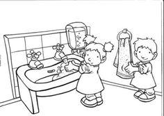 10 Best Ausmalbilder Kindergarten Images Coloring Pages