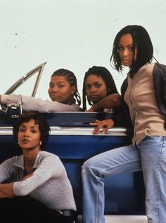 Set it Off directed by F. Gray Gray. You don't get this type of content and all star cast nowadays! Classic.