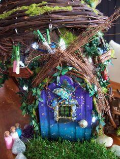 Fairy Dusted Door