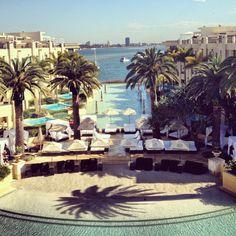 Broadwater View #PalazzoVersace