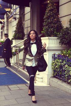 Glitz at The Ritz by The Londonite  @flinkhq #ootd #fashion #love #fashionblogger #flinkhq