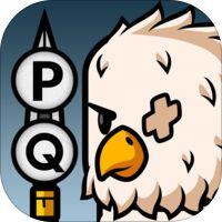 Downcast Systems LLC의 Puzzlewood Quests Premium 미니게임 같은 퍼즐게임 레벨이 올라갈 수록 빨리빨리 문제를 풀어야하ㅁ