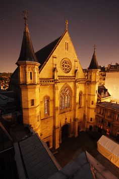 Le Marais, 60, rue Réaumur, prieuré de St Martin des Champs, Conservatoire National des Arts et Métiers, Paris III