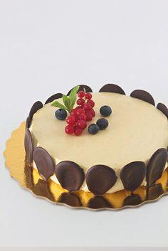 Pastís de formatge fresc by cuinaperllaminers, via Flickr