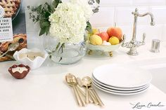 How to Decorate with Candles in the Kitchen