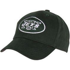 47 Brand New York Jets Toddler Basic Team Logo Adjustable Hat - Green 816b19d25