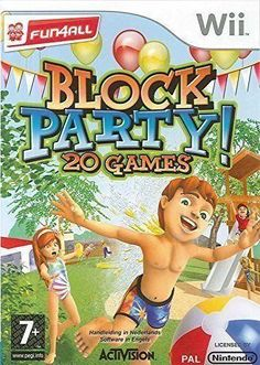 Block Party 20 Games