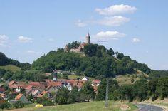 Die Leuchtenburg, Thüringen