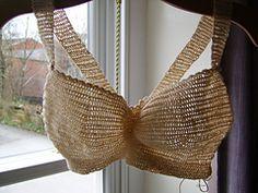 Ravelry: Crochet Bra pattern by Ruth Seddon