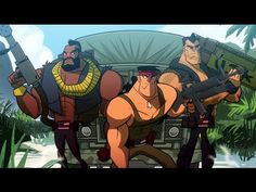Review: Broforce (PC) | Female-Gamers