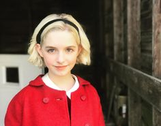 ❤️🎄Chilling Adventures of Sabrina Midwinter's Tale is now streaming on Netflix! Loved being part of this❤️Wish more of the scene we filmed… Mckenna Grace, Punjabi Boys, Designated Survivor, Sabrina Spellman, Netflix Streaming, It Movie Cast, Child Actors, Sabrina Carpenter, Beautiful Children