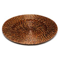 George Rattan Charger Plate