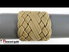 Snake knot paracord cross - YouTube