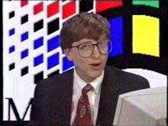 ▶ Hello, I'm Bill Gates, Chairman of Microsoft - YouTube