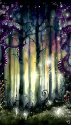 **Fae Forest