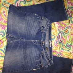 Jeans Size 16, brand ZCO jeans, very cute look brand new but the zipper works but there are fray strings near it, and by the but area but no rips just fray string, negotiable Jeans Boot Cut