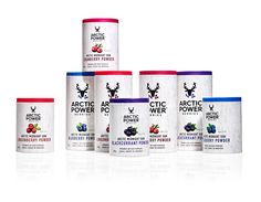 Arctic Power Berries — The Dieline - Branding & Packaging