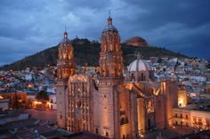 Catedral de Zacatecas (One of the most beautiful buildings in the world!)