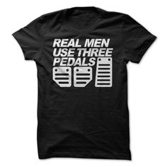 [Popular Tshirt name creator] Real Men Use Three Pedals  Shirts This Month  Wear this tshirt to show that you are a real men  Tshirt Guys Lady Hodie  SHARE TAG FRIEND Get Discount Today Order now before we SELL OUT  Camping be wrong i am bagley tshirts men use three