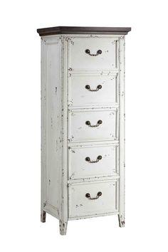 HauteLook   French Cottage Treasures  Calais Lingerie Cabinet