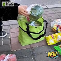 Cool Gadgets To Buy, Gadgets And Gizmos, Diy Resin Crafts, Diy Home Crafts, Things To Know, Cool Things To Buy, Folding Shopping Bags, Fun Shopping, Ideas Prácticas