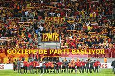 TFF 1. Lig'in 11. haftasında #Göztepe, 19 Kasım Cumartesi günü saat 19.00'da Bornova Doğanlar Stadı'nda Bandırmaspor'u ağırlayacak.  http://www.goztepetv.com/2016/11/goztepe-de-parti-basliyor/