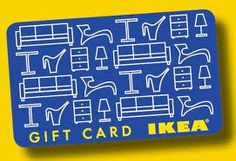 This gift card are the perfect present and excellent gifts for the holidays, graduates, house warmings, engagements, weddings, or even birthdays.Pick a great gift and choose an IKEA Gift card. check this out at http://simplenaturalhealthforwomen.com/1000-Dollars-IKEA-Gift-Card-mariacr  SAVE#SAVE#SAVE# $1000 IKEA Gift Card