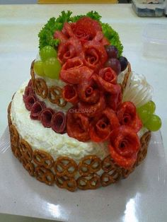 .partybuffet. pikante torte.: