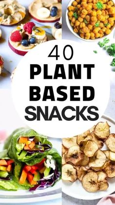 Plant Based Diet Meals, Plant Based Snacks, Plant Based Eating, Plant Based Recipes, Plant Based Diet Benefits, Whole Plant Based Diet, Plant Diet, Heart Healthy Recipes, Whole Food Recipes