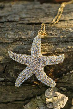 Reddress // Under The Sea Necklace - $22.00