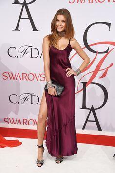 Josephine Skriver - Julho 2015 (CFDA Fashion Awards)