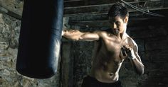 Try these four boxing moves to get in fighting shape.