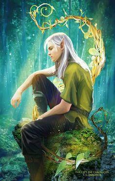 Photo Elves Fantasy, Fantasy Male, Fantasy World, Magical Creatures, Fantasy Creatures, Male Fairy, Elf Art, Elves And Fairies, Fairy Art
