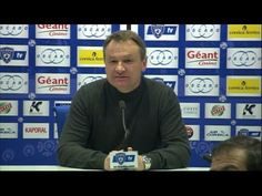 FOOTBALL -  Conférence de presse SC Bastia - AC Ajaccio (1-0) - http://lefootball.fr/conference-de-presse-sc-bastia-ac-ajaccio-1-0/
