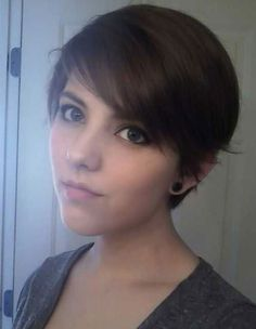 Cute Short Hairstyles for Girls 2015