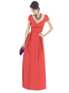 Alfred Sung Bridesmaid Dress D503 http://www.dessy.com/dresses/bridesmaid/d503/#.UsieCGeA2M8