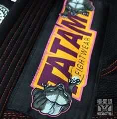 meerkatsu: Gi Preview: Honey Badger Gi by Tatami Fightwear