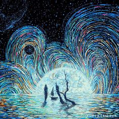 twinflame supermoonar eclipse - James R. Eads