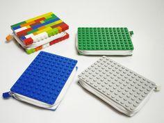 Lego Wallets – Fubiz™