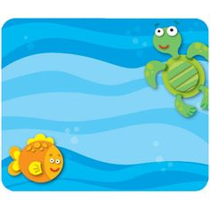 Shop By Theme | Pirates & Ocean | Sea Life Name Tags, 40/pkg | Teaching Supplies | Educational Supplies | Classroom Supplies | Teaching Supply Store.com