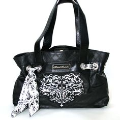 cute metal mulisha purse