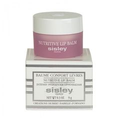 SISLEY EXTREME NUTRITIVE LIP BALM 9G - With its exceptional repairing benefits, Nutritive Lip Balm is a true emergency treatment for cracked, dry and chapped lips. The lips are very fine and contain no sebaceous glands, making them highly sensitive, easily irritated, and more prone to dryness and weakening by outside aggressions (cold, wind, sun...).