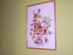Lanarte  one of the first cross stitch i made