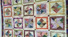 Framing Pinwheels Quilt and Pattern