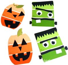 Fun and easy-to-make halloween crafts for preschoolers